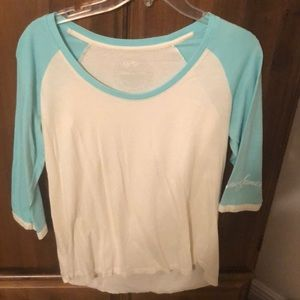 Lauren James baseball tee